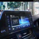 Toyota C-HR Innenraum