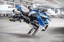 BMW R 1200 GS Adventure Hover Bike