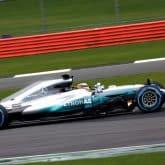 Mercedes F1 2017 Rennwagen
