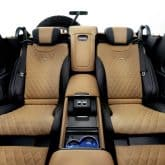 Mercedes-Maybach G 650 Landaulet Innenraum