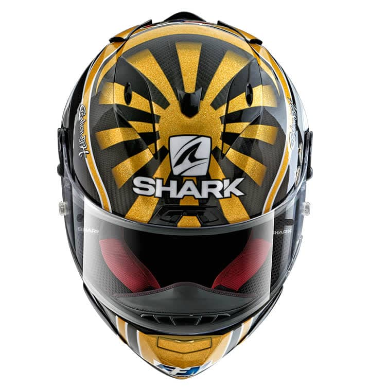 SHARK Race-R PRO Carbon Zarco Helm