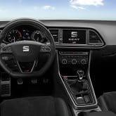 Seat Leon Cupra 300 innenraum