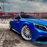 Tuning und Folierung Mercedes AMG S 63 4Matic