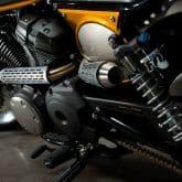 Custom Bike Yamaha SCR950 Yard Built