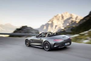 AMG GT C Roadster (R 190)