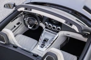 AMG GT C Roadster (R 190) Innenraum