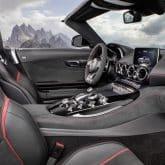 AMG GT Roadster (R 190) Innenraum