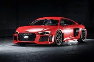 Audi R8 V10 plus Tuning