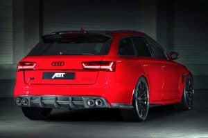 Audi RS6 Plus Tuning Abt