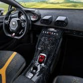 Lamborghini Huracan Performante Innenraum
