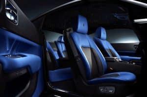 Rolls-Royce Ghost Black Badge Innenraum