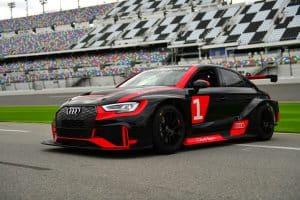 Audi Sport RS 3 LMS