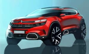 Citroen Konzept SUV