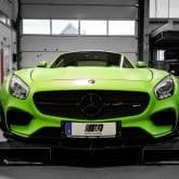 Mercedes-AMG GT S Folierung