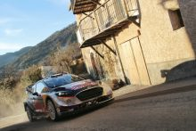 Ogier Ford Fiesta WRC