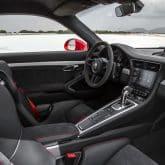 Porsche 911 GT3 2017 Innenraum