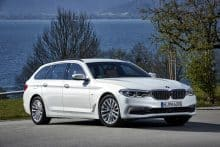 BMW 520d Touring Modell 2017