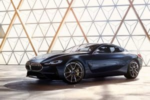 BMW 8er Coupe Concept