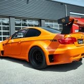 G-POWER Tuning BMW M3 GT2 S HURRICANE