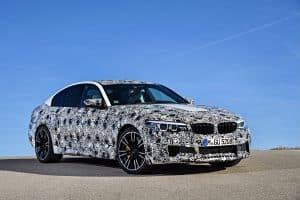 BMW M5 xDrive Allrad