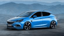 Irmscher Opel Astra K Sport Tuning