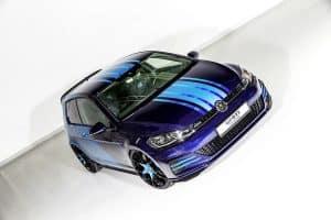 Wörthersee VW Golf GTI First Decade