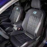 Wörthersee VW Golf GTI First Decade Innenraum