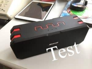 Wirezoll Bluetooth Lautsprecher Test