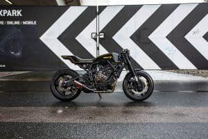 Yamaha XSR700 Custom Bike