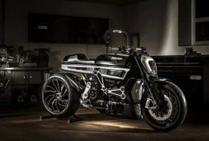 Custombike Ducati XDiavel Thiverval