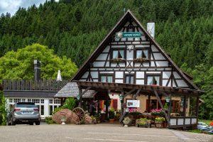 Gasthof Untere Mühle Schwarzwald