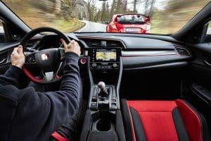 Honda Civic Type R Innenraum