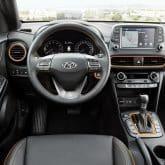 Hyundai KONA Innenraum