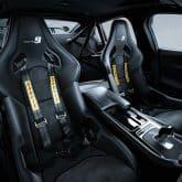 Jaguar XE SV Project 8 Innenraum Track Pack