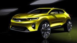 Kia Stonic SUV