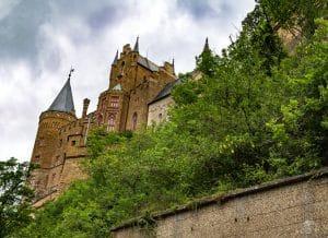 Schwarzwald Motorradtour Burg Hohenzollern