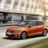 VW Polo R-Line 2017