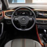VW Polo R-Line Innenraum 2017
