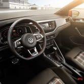 VW Polo 2017 Innenraum