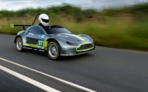 Aston Martin Seifenkiste