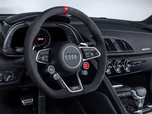 Audi R8 Performance Parts Sportlenkrad