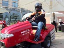 Honda Aufsitzmäher