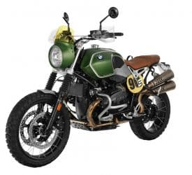 BMW Custombike Umbau RNineT Scrambler