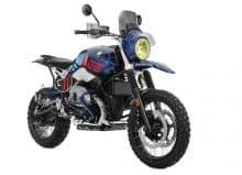 BMW Custombike rnineT urban gs