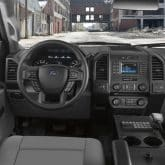 Ford F-150 Polizei Pickup Innenraum