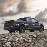 Ford F-150 Polizei Pickup