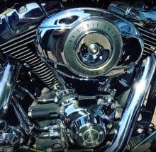 Harley Fat Boy Motor