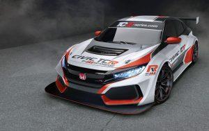 JAS Motorsport Honda Civic Type R TCR 2018