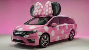 Honda Minnie Van