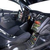 Honda NSX GT3 Innenraum